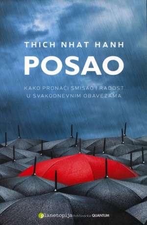 Thich Nhat Hanh - Posao