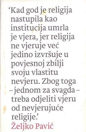 Željko Pavić, Autor - Arhonti bitka