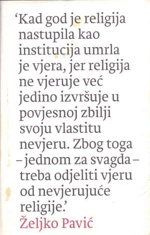 Željko Pavić - Arhonti bitka