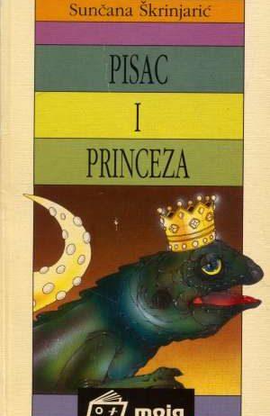 Škrinjarić Sunčana, Autor - Pisac i princeza