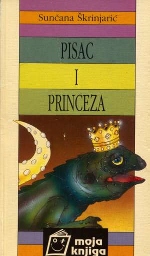 Škrinjarić Sunčana - Pisac i princeza