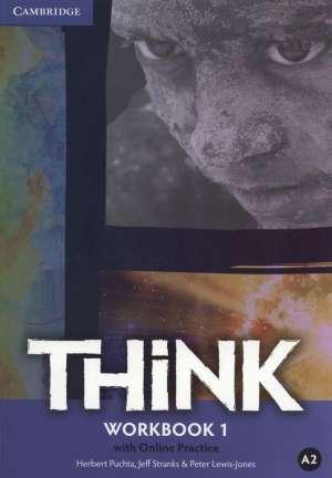 Herbert Puchta, Jeff Stranks, Peter Lewis-Jones, Autor - THINK A2: radna bilježnica engleskog jezika za 1. razred gimnazija i četverogodišnjih strukovnih škola