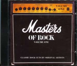 . - Masters of rock (volume one)