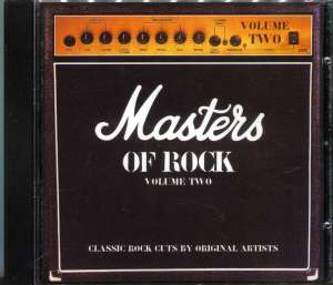 . - Masters of rock (volume two)