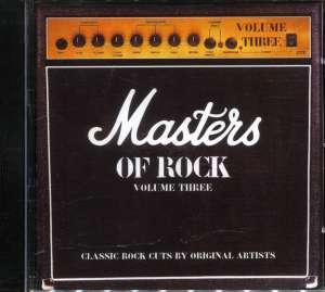 . - Masters of rock (volume three)