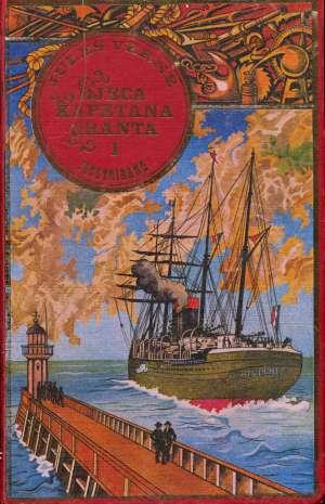 Djeca kapetana Granta 1 Verne Jules tvrdi uvez