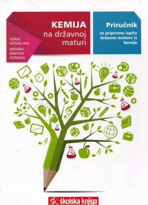 Dunja Nothig Hus, Mirjana Mazalin Zlonoga, Autor - Kemija na državnoj maturi