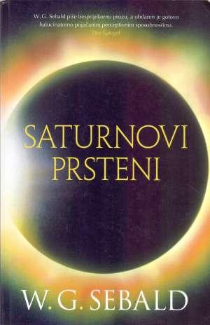 Sebald W. G. - Saturnovi prsteni