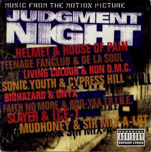 Judgment Night (Music From The Motion Picture) Various Artists