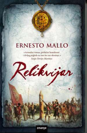 Relikvijar Mallo Ernesto meki uvez