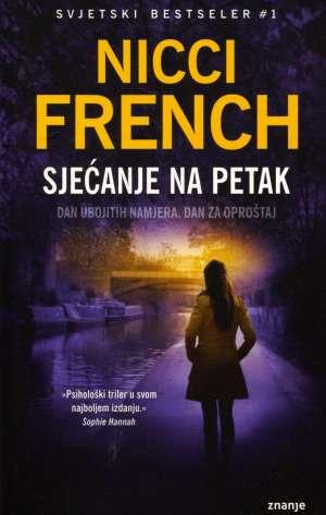 Sjećanje na petak French Nicci meki uvez