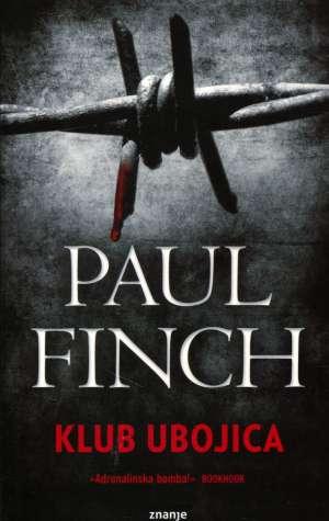 Finch Paul - Klub ubojica