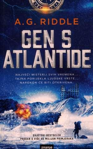 Gen s Atlantide Riddle A. G. meki uvez