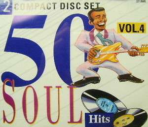 50 Soul Hits Vol. 4 Razni Izvođači