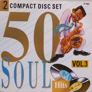 50 Soul Hits Vol.3 Razni Izvođači