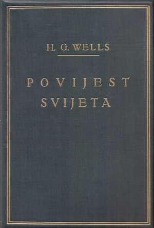 H. G. Wells, Autor - Povijest svijeta