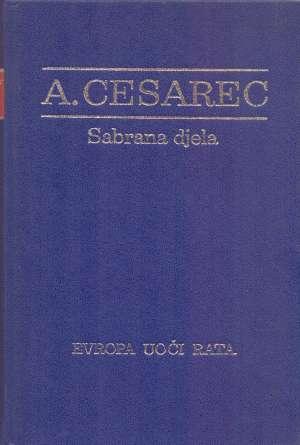 August Cesarec, Autor - Evropa uoči rata