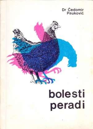 Čedomir Pauković - Bolesti peradi