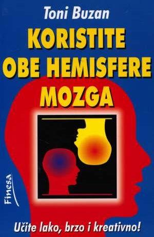 Toni Buzan, Autor - Koristite obe hemisfere mozga