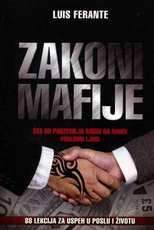 Luis Ferante, Autor - Zakoni mafije