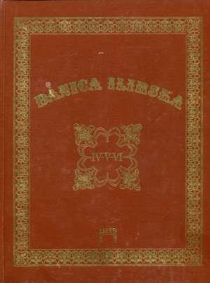 Danica ilirska IV-V-VI Ljudevit Gaj, Uredio tvrdi uvez
