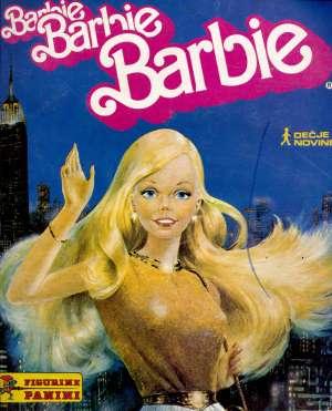 Slobodan Lukić, Uredio - Barbie