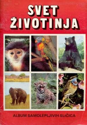Miloš Marinković, Uredio - Svet životinja