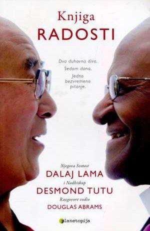 Douglas Abrams, Dalaj Lama, Desmond Tutu, Autor - Knjiga radosti