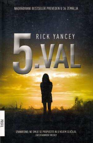 Yancey Rick - 5. val