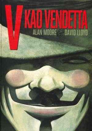 Alan Moore, David LLoyd - V kao Vendetta