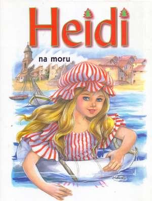 Heidi na moru Marie Jose Maury / Ilustracije tvrdi uvez