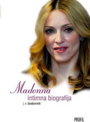 Madonna - intimna biograifja J. R. Taraborrelli meki uvez