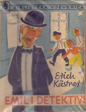 Kastner Erich, Autor - Emil i detektivi