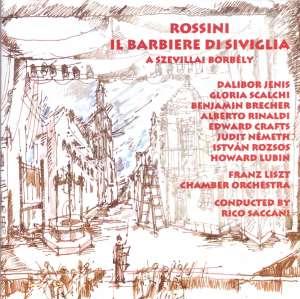 Il Barbiere di Siviglia Gioacchino Rossini
