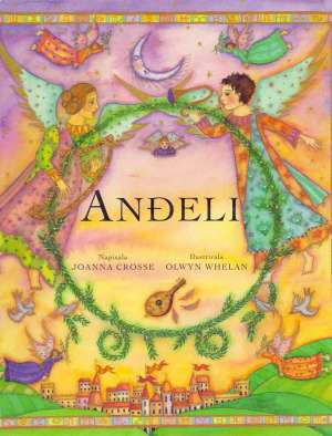 Joanna Crosse, Olwyn Whelan, Autor - Anđeli
