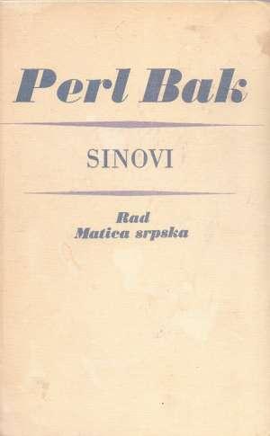 Buck Pearl, Autor - Sinovi