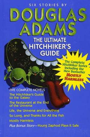 Adams Douglas - The ultimate hitchhiker's guide