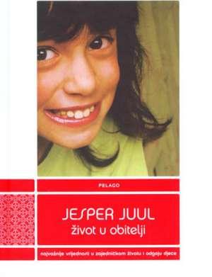 Jesper Juul, Autor - Život u obitelji