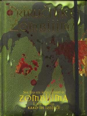 Robert Curran, Autor - Priručnik o zombijima