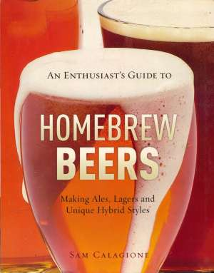 An enthusiast's guide to homebrew beers Sam Calagione meki uvez
