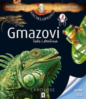 Lydwine Morvan, Stephanie Morvan, Francois Martin - Gmazovi: žabe i družina