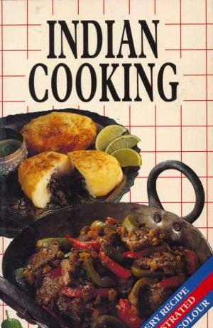 Naomi Good, Autor - Indian cooking