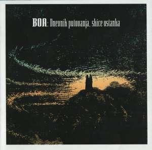 Boa - Dnevnik putovanja, skice ostanka