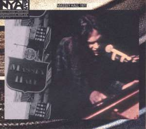 Live At Massey Hall 1971 Neil Young