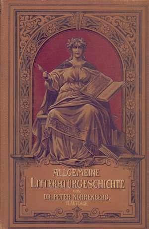 Peter Norrenberg, Autor - Allgemeine Litteraturgeschichte