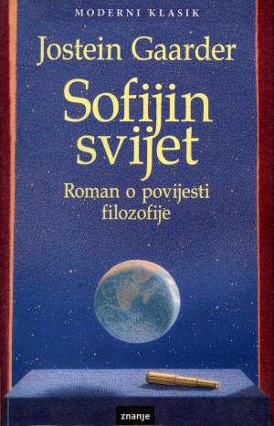 Jostein Gaarder - Sofijin svijet - roman o povijesti filozofije