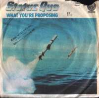 What You're Proposing / A B Blues Status Quo D uvez