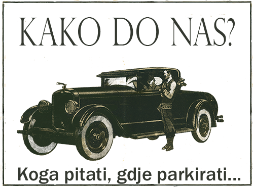 kako do nas Ezop antikvarijat Osijek Hrvatska