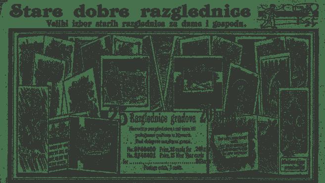 stare razglednice Ezop antikvarijat