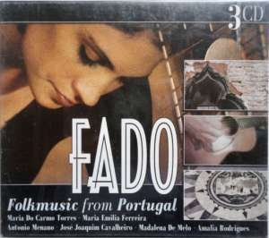 Fado - Folkmusic From Portugal Various Artists